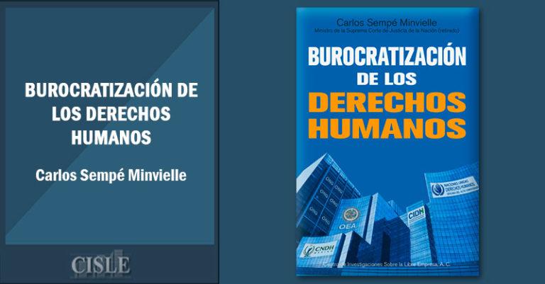 Burocratización de los derechos humanos