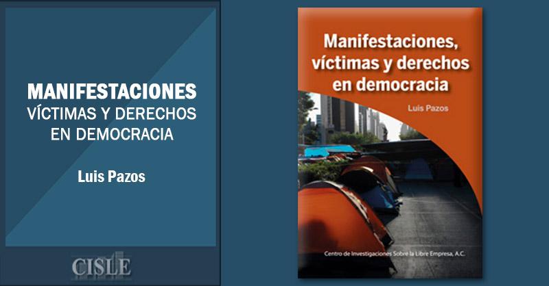 Manifestaciones, víctimas y derechos en democracia