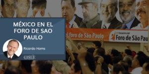 México en el Foro de Sao Paulo