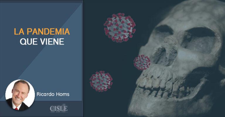 La pandemia que viene