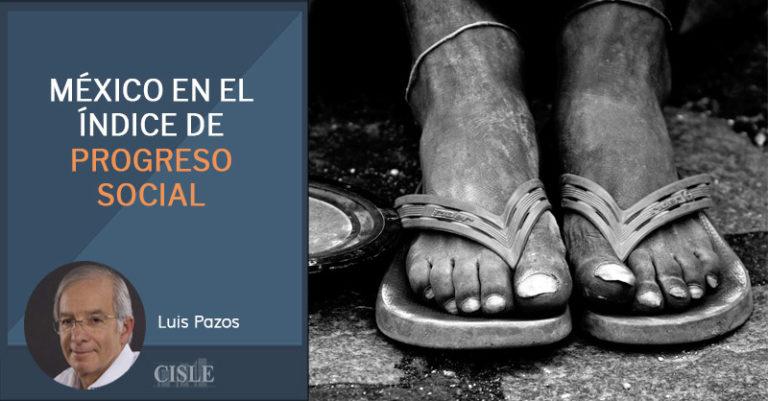 México en el índice de progreso social