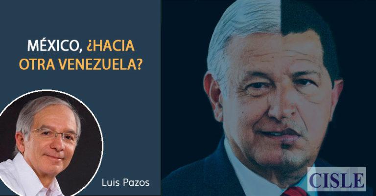México, ¿hacia otra Venezuela?
