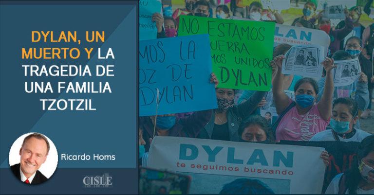 Dylan, un muerto y la tragedia de una familia tzotzil