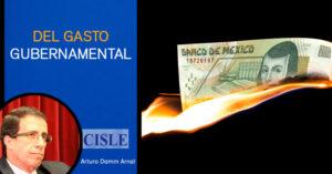 Lee más sobre el artículo Del gasto gubernamental
