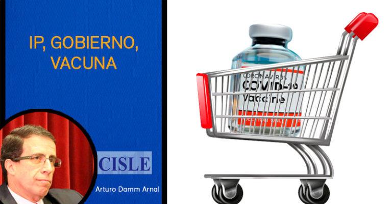 IP, gobierno, vacuna