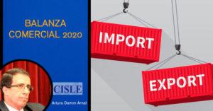 Lee más sobre el artículo Balanza comercial 2020