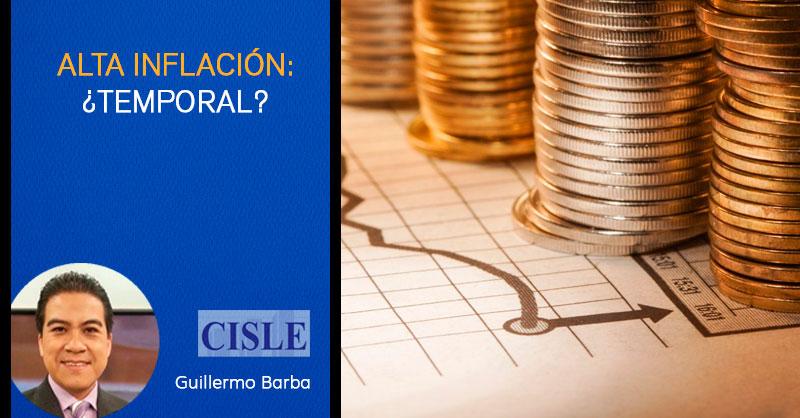 Alta inflación: ¿temporal?