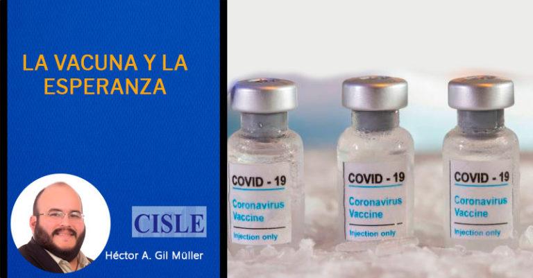 La vacuna y la esperanza