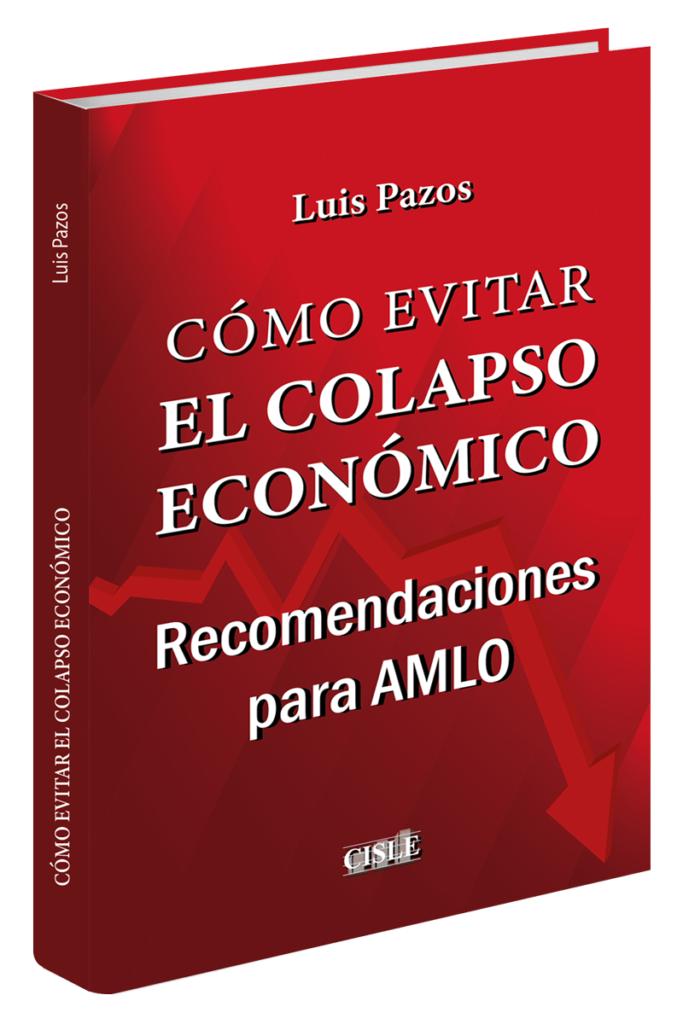 Nuevo libro de Luis Pazos en Amazon