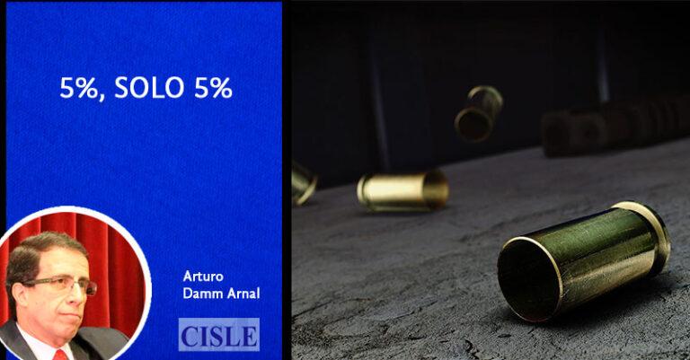 Lee más sobre el artículo 5%, solo 5%