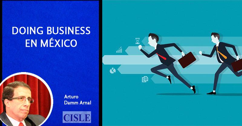 En este momento estás viendo Doing Business en México