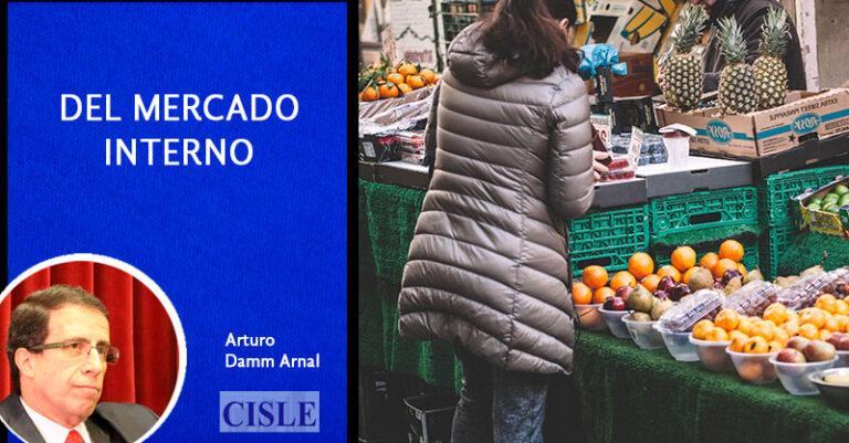Lee más sobre el artículo Del mercado interno