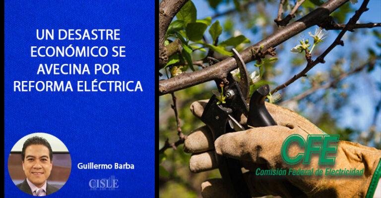 Lee más sobre el artículo Un desastre económico se avecina por Reforma Eléctrica